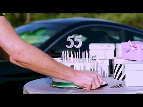 Ford Mustang feiert heute 55-jähriges Jubiläum