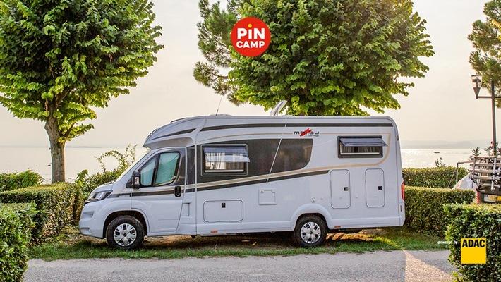 ADAC SE bündelt Camping-Aktivitäten bei PiNCAMP in Berlin Positionierung als führender multimedialer Anbieter Online-Buchung startet 2019 ADAC Campingführer weiter als Print-Version erhältlich