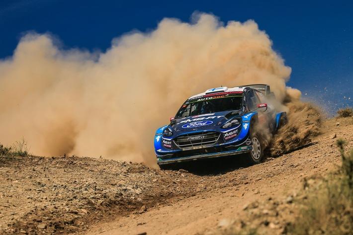 M-Sport Ford auf dem Sprung: Rennstall startet mit drei Fiesta WRC bei ultraschneller WM-Rallye Finnland