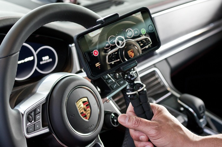 Porsche Zentrum Niederrhein arbeitet jetzt mit CitNOW-Videotechnologie