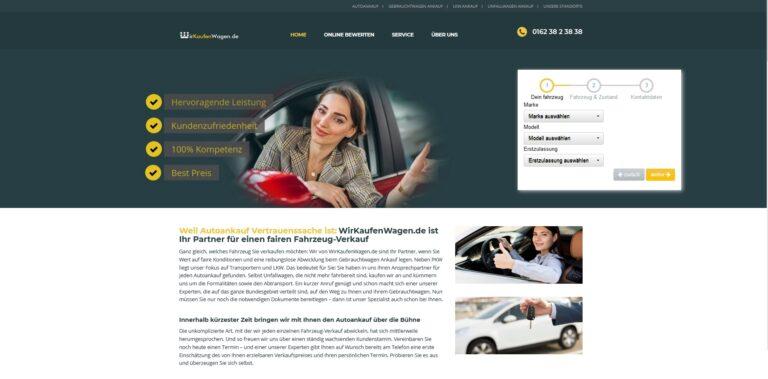 Autoankauf Bielefeld – wirkaufenwagen.de in Bielefeld