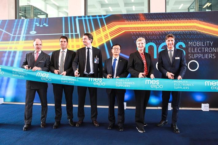 Die Zukunft der Mobilität ist elektrisch – neue Fachmesse MES Expo feiert in Berlin ihre Premiere