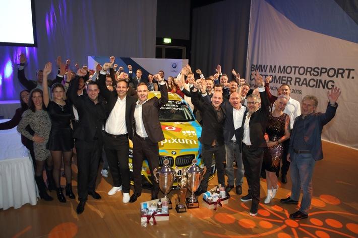 Mit Pixum an die Spitze: PIXUM Team Adrenalin Motorsport zum 2. Mal in Folge VLN Langstreckenmeister