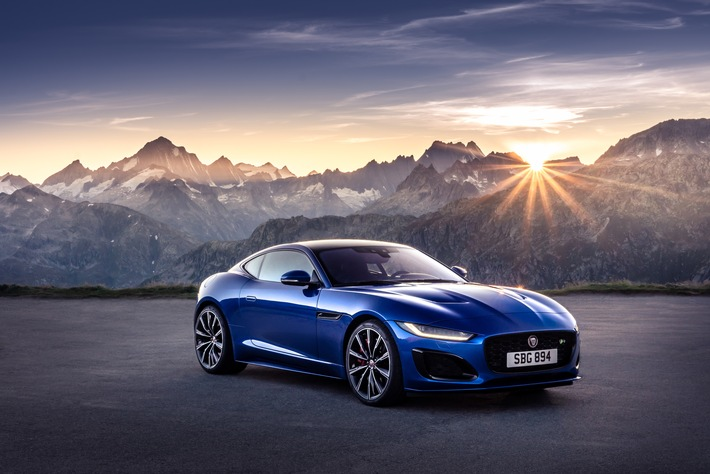 Britischer Autohersteller zeigt Neuauflage seines Sportwagens: der neue Jaguar F-TYPE – stylisch und dynamisch