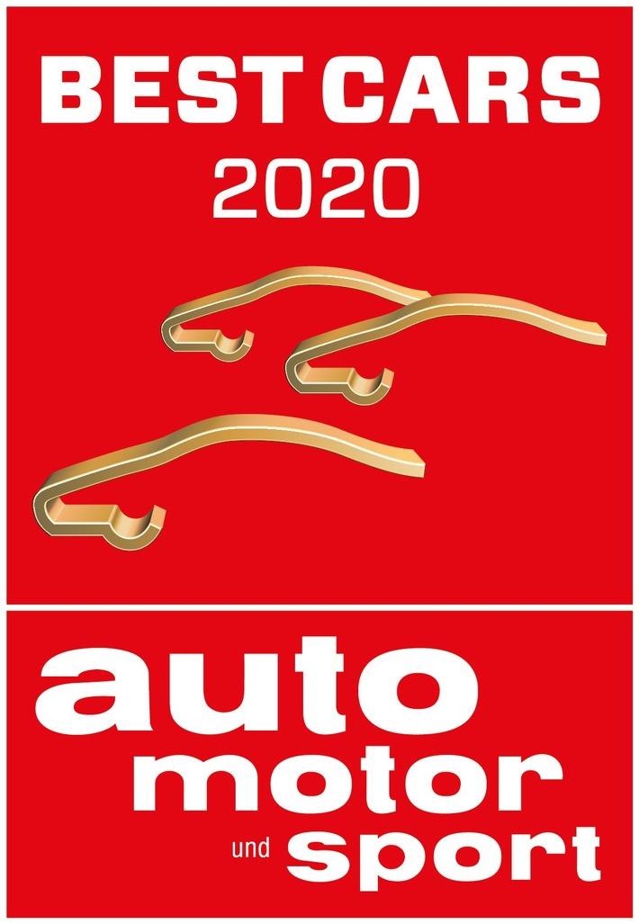 Große Leserwahl von AUTO MOTOR UND SPORT: Fast 103.000 Leser und Nutzer kürten ihre BEST CARS 2020