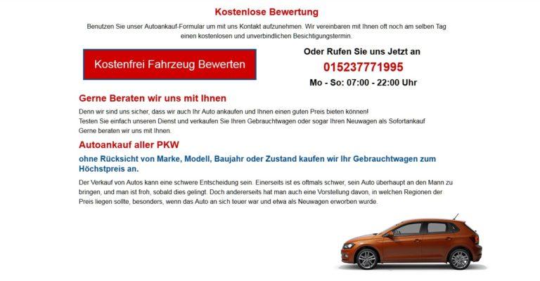 Autoankauf Köln   Verkaufen Sie heute Ihr Auto in Köln zum besten Preis