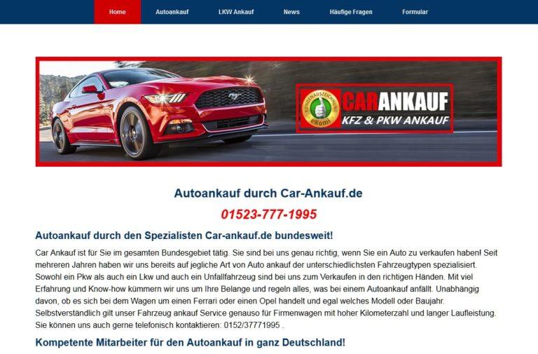 Autoankauf Castrop Rauxel    Ihr Auto verkaufen beim Autoankauf Castrop-Rauxel