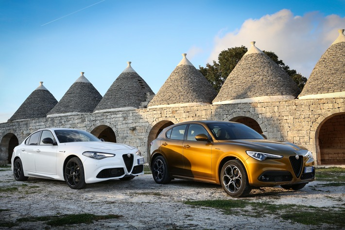 Alfa Romeo Giulia und Alfa Romeo Stelvio im Modelljahr 2020
