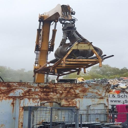 Schrott entsorgen in Duisburg – Metall aller Art abholen lassen