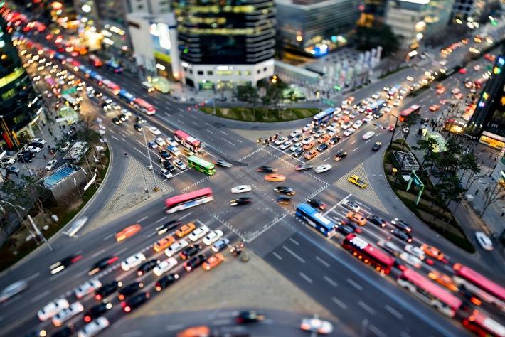 Zahl der Woche: 75 Prozent der Deutschen fahren nicht gerne in der Großstadt