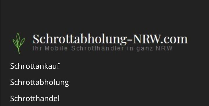 Unkomplizierte Schrottabholung und fairer Schrottankauf in Düsseldorf