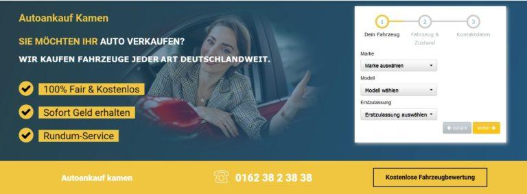 Autoankauf Aachen: Jetzt Auto verkaufen in Aachen