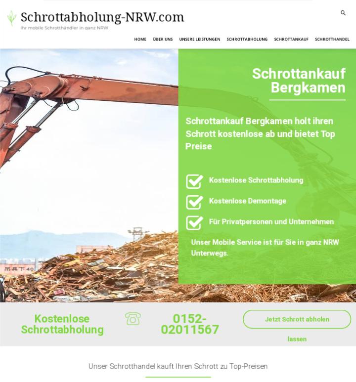 Neben fairen Preisen garantiert der Schrottankauf Bergkamen ein fachkundiges Schrott-Recycling