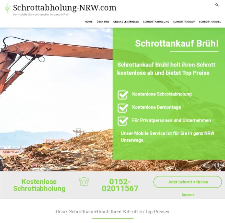 Schrottankauf Brühl – bietet realistische Preise und unkomplizierte Abläufe