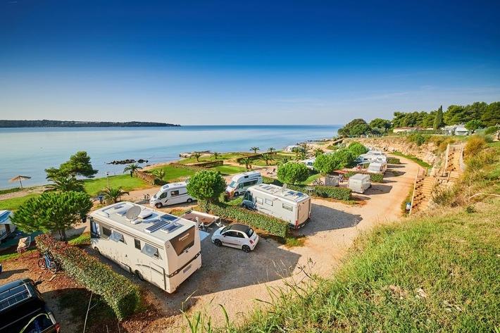 Wohin, wenn deutsche Campinplätze voll belegt sind? / Bei PiNCAMP ist noch etwas frei: Kroatien öffnet Campingplätze für deutsche Camper