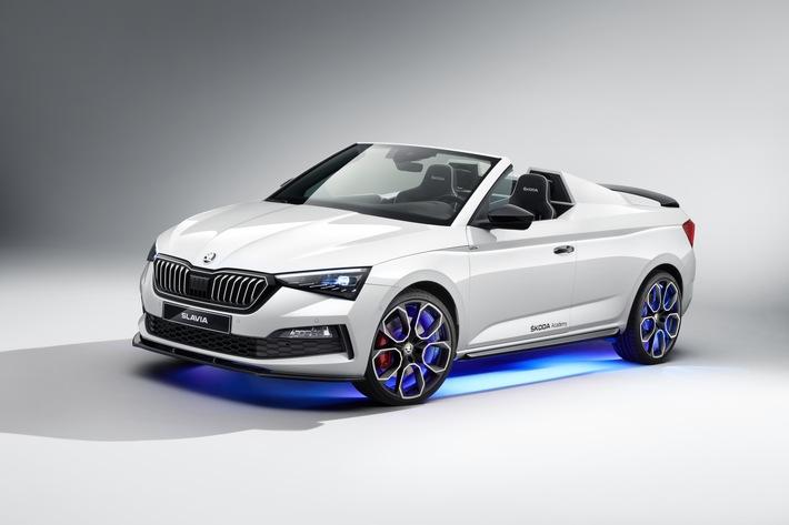 Der SKODA SLAVIA ist das neue Azubi Car 2020