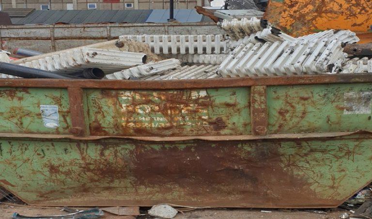 Kostenlose Schrott und Altmetall Loswerden in Bochum und Umgebung