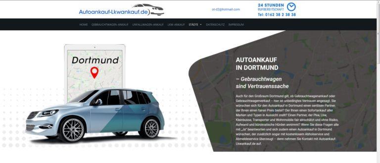 Autoankauf-Lkwankauf.de ist nun auch für den Großraum Düsseldorf im Einsatz, wenn es um den Ankauf und Verkauf von Fahrzeugen aller Arten
