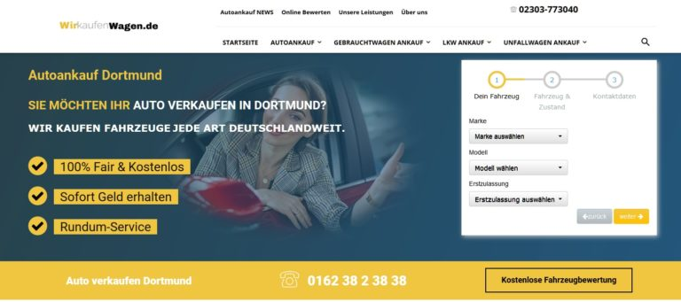 Autoankauf Braunschweig: Auto verkaufen in Braunschweig zum Höchstpreis