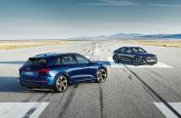 Der Audi e-tron S und der Audi e-tron S Sportback
