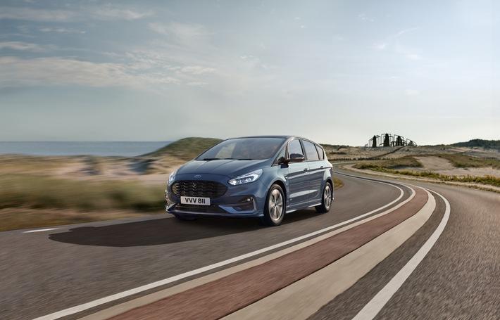 autonis-Sieg für den Ford S-MAX: auto motor und sport-Leser küren den Sportvan zur besten Design-Neuheit 2020