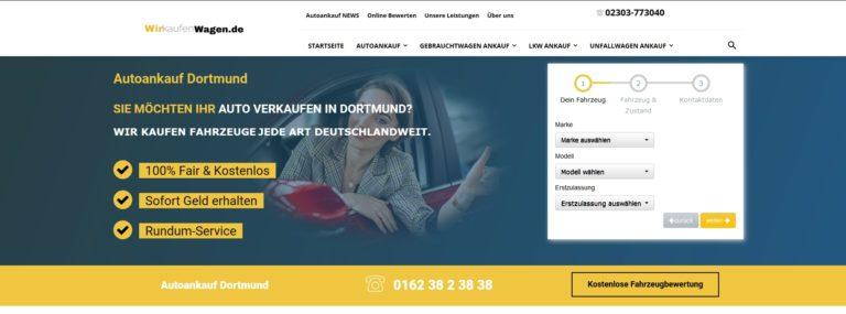 Autoankauf Bochum: Abholung und Barzahlung in 24 Stunden