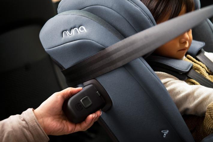 Der neue Nuna TRES lx Mehr Sicherheit für die Kleinen und die Großen