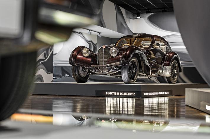 Autostadt Story: Bugatti Type 57 Atlantic – eine Ikone voller Rätsel