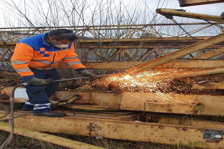 Schrottabholung Gelsenkirchen – Schrott | Metall | Recycling | Demontage