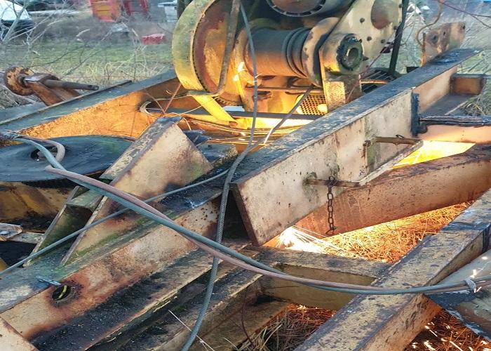 Die Schrottabholung köln ist – Ihr Partner für Metallrecycling