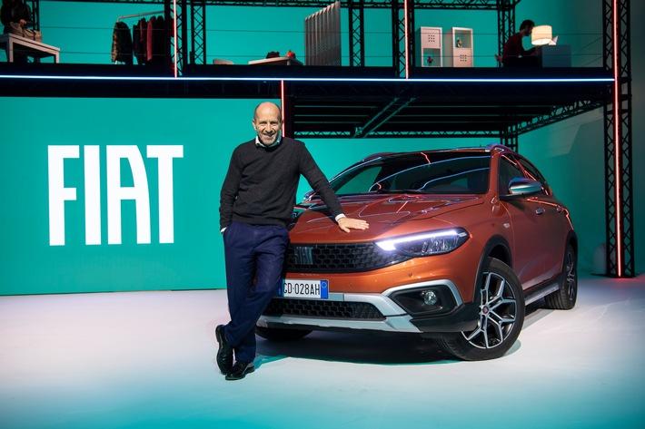 Baureihen Fiat Panda und Fiat Tipo komplett erneuert, zusätzlich neue Varianten Fiat Panda Sport und Fiat Tipo Cross