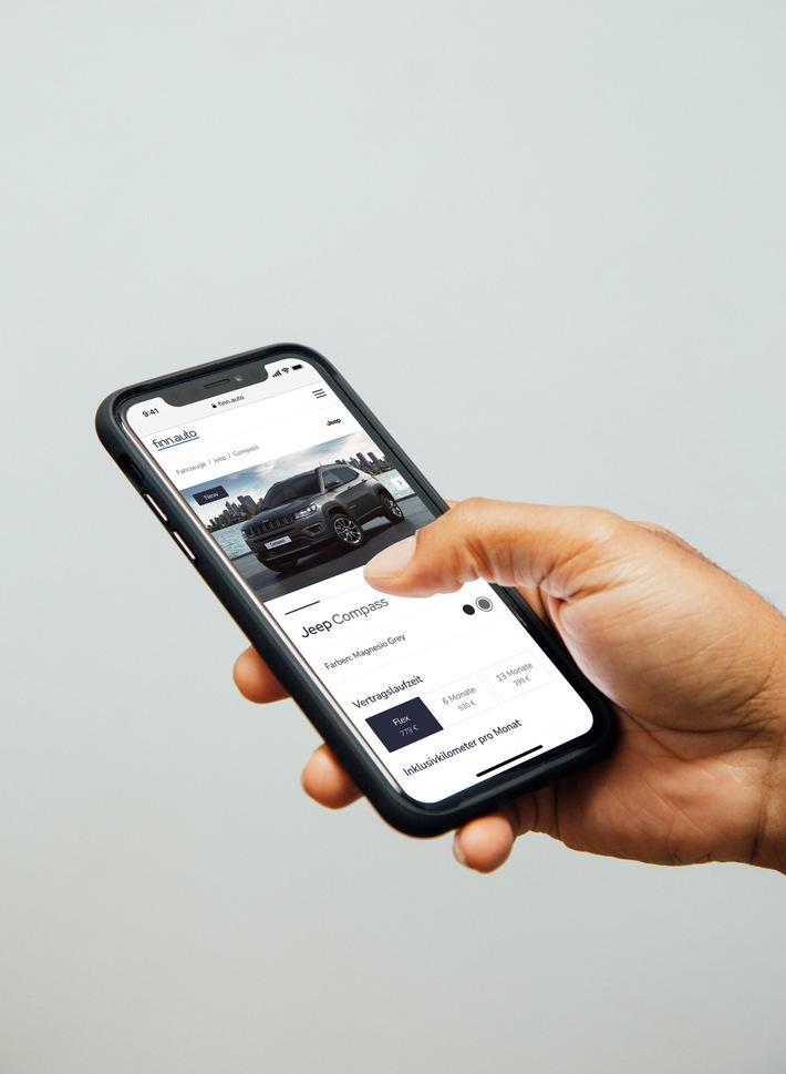Auto Abo: 20 Millionen Euro Series-A-Finanzierung für finn.auto White Star Capital und die Zalando Co-CEOs steigen als Investoren bei dem nachhaltigen Mobilitätsanbieter ein