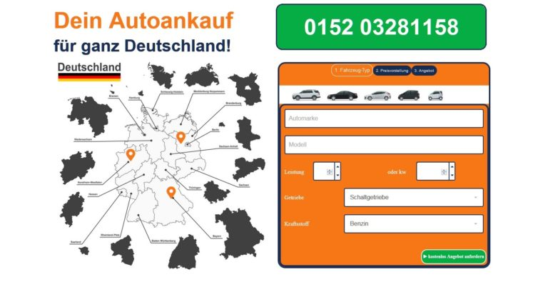 Gebrauchtwagen mit hoher Laufleistung verkaufen? Kein Problem mit dem Autoankauf München