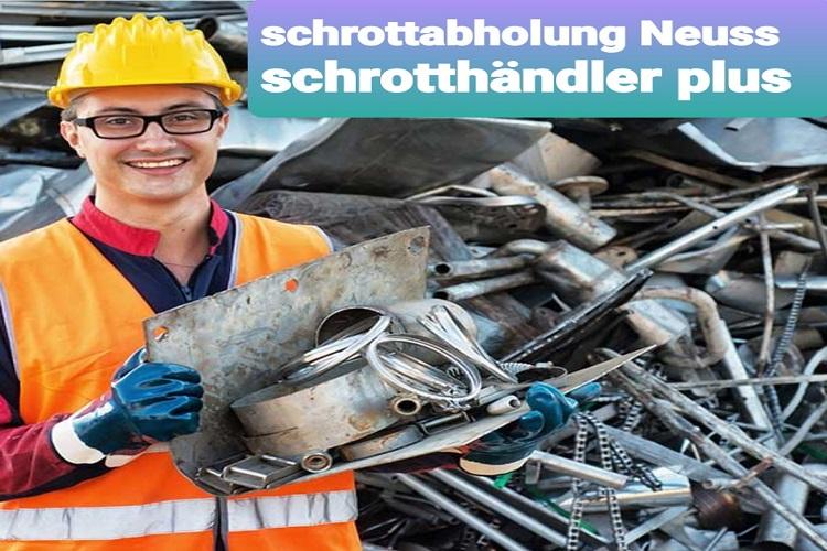 Altmetallabholung und Schrottentsorgung in stadt Neuss Und Umgebung