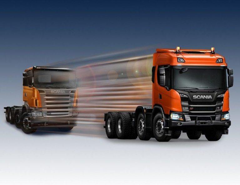 Flottenerneuerungsprogramm: Scania nennt Tipps und Details für den Flottentausch
