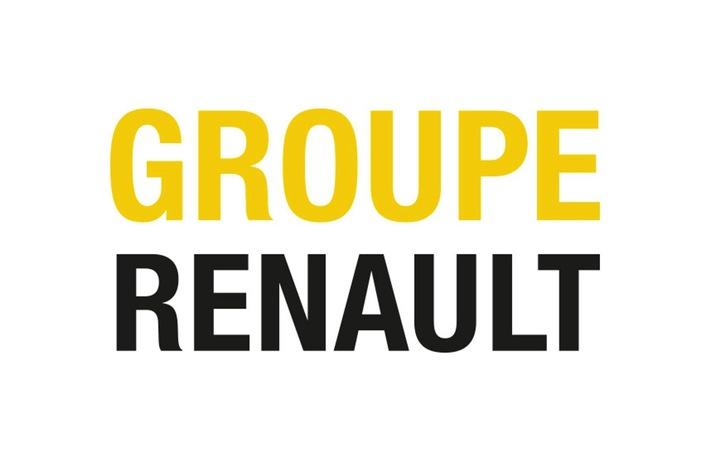 Renault Gruppe steigert Marktanteil auf 6,35 Prozent – Bester Marktanteil seit 2003 – Elektrischer ZOE verdreifacht Zulassungen