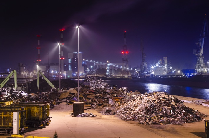 Garantiert einen bestmöglichen Umweltschutz: das Recycling von metallischen Werkstoffen