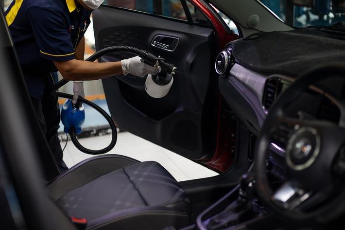 Autoaufbereitung Lüneburg Weststadt – VGB Automobile setzt die Wünsche des Kunden immer in den Mittelpunkt