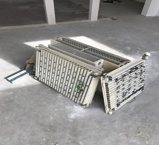 Ein wichtiger Part der das Recycling vorbereitenden Tätigkeiten wird von der Schrottabholung Detmold übernommen