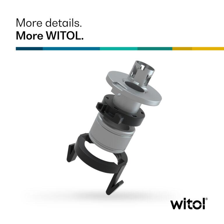 WITOL: Intelligente Befestigungssysteme für den Toleranzausgleich im Automobilbereich