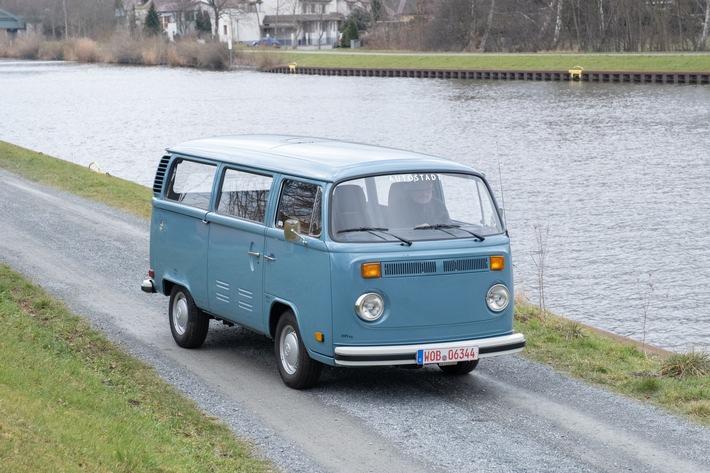 50 Kilometer Zukunft: Eine Reise in die Geschichte des Volkswagen T2 Elektro-Bulli