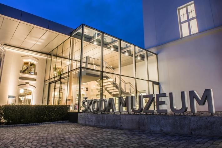 ŠKODA Museum und Ferdinand-Porsche-Geburtshaus wieder geöffnet