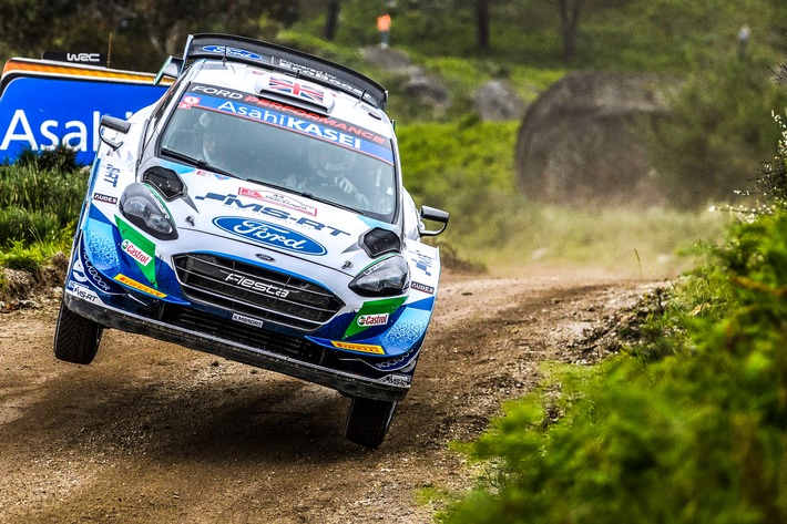 Ab auf die Insel: M-Sport Ford will bei der WM-Rallye Italien auf Sardinien an starke Portugal-Vorstellung anknüpfen
