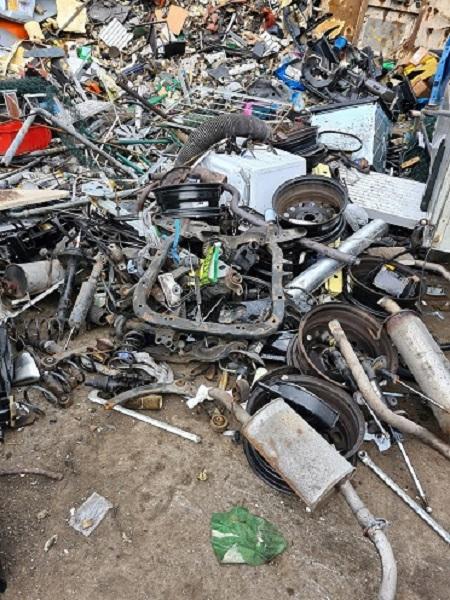 Schrottabholung Wuppertal – Auch im Lock down sicher Schrott entsorgen durch mobile Abholung