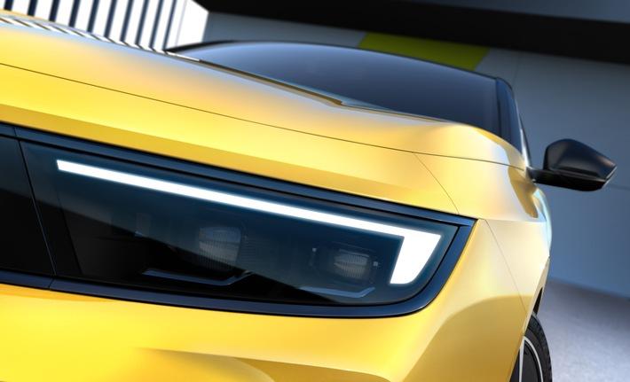 Der erste Blick auf den neuen Opel Astra – einfach elektrisierend