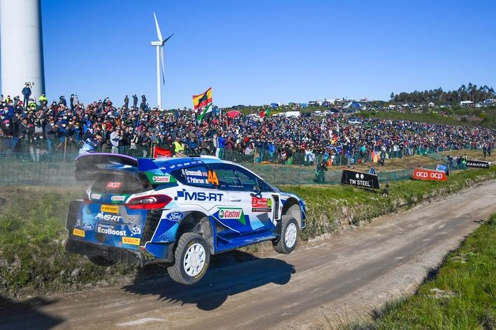 Vollgas-Festspiele auf Schotter: M-Sport Ford setzt in Estland auf schnelles Fiesta-Rallye-Quartett