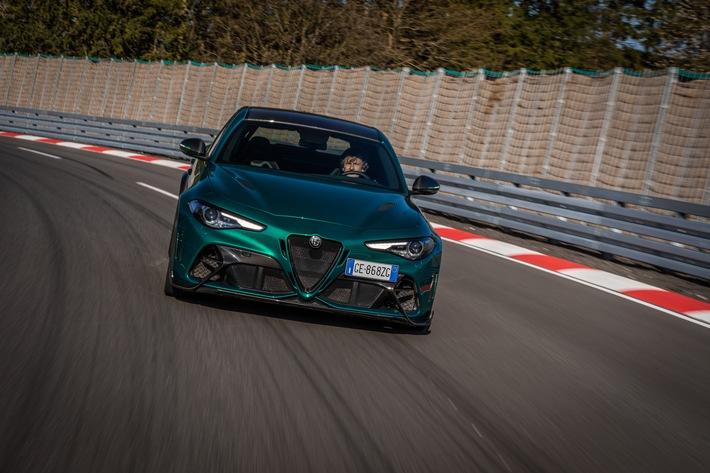 """Die Alfa Romeo Giulia GTAm im Urteil von Rennfahrer Christian Menzel: """"Puristischer Sportwagen"""""""