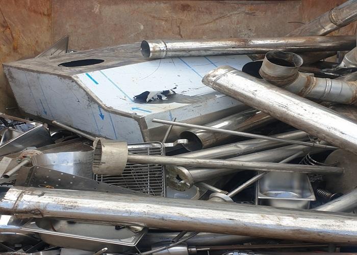 Wir holen Metalle inklusive Abholung auf Wunsch auch Demontage durch Schrotthändler Wesel