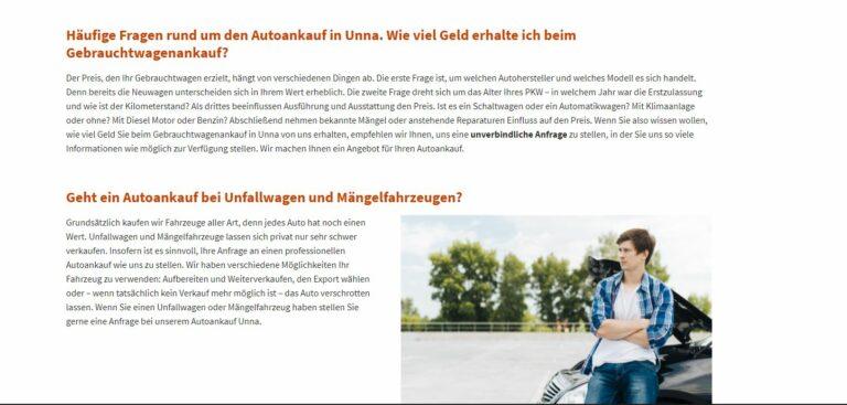 Autoankauf Unna – Das Ende der Verbrennungsmotoren?