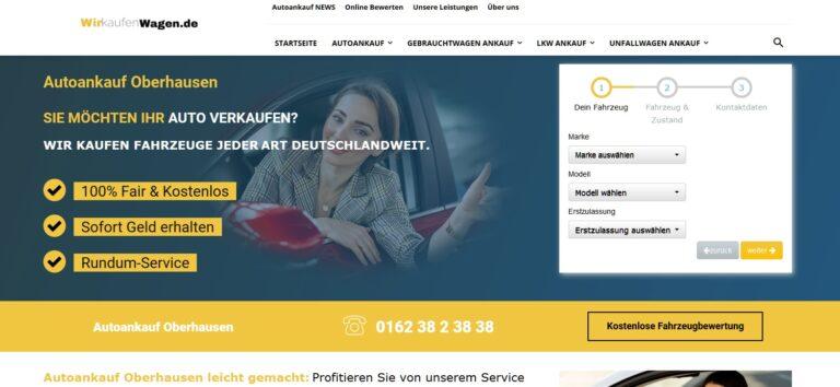 Autoankauf in Bremen: Auto verkaufen Bremen Verkaufe dein Auto in Bremen
